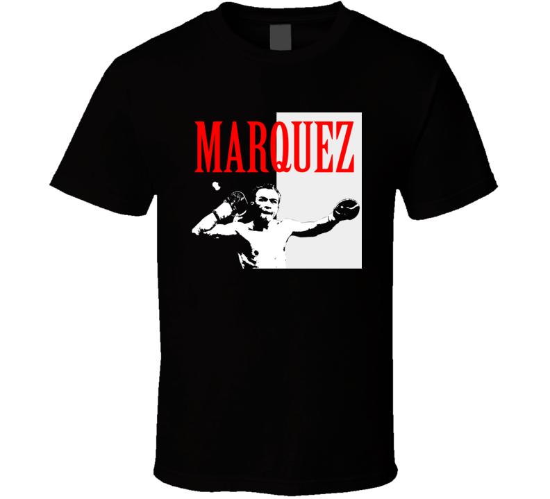 Juan Manuel Marquez Champion Retro Boxing T Shirt