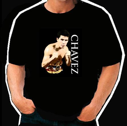 Julio Cesar Chavez Retro Boxing T Shirt
