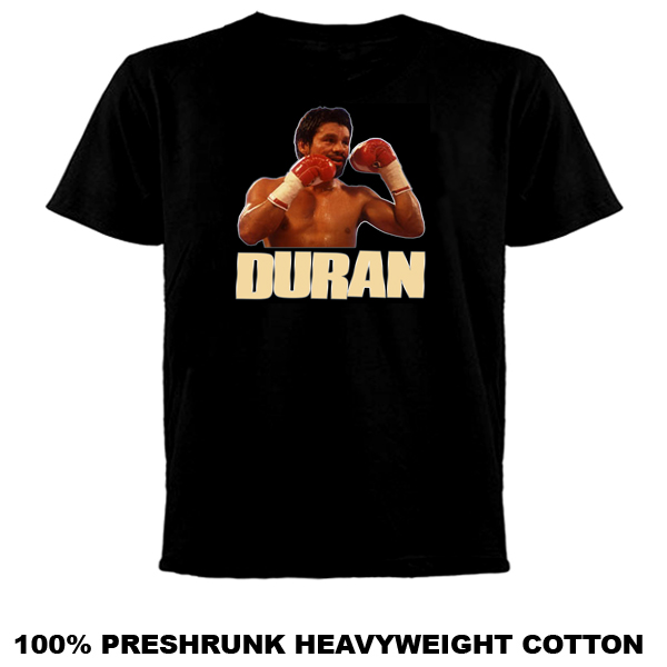 Roberto Duran Hands Of Stone Retro Boxing T Shirt