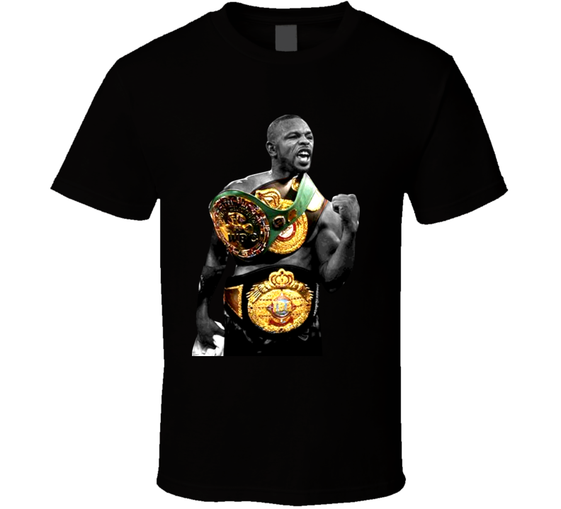 Roy Jones Jr Legend Retro Boxing T Shirt