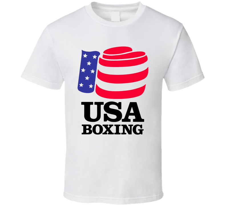 USA Boxing Club T Shirt