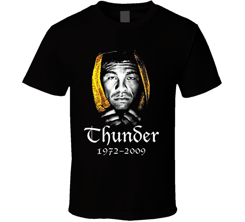 Arturo Gatti Thunder RIP Boxing Legend Boxing T Shirt