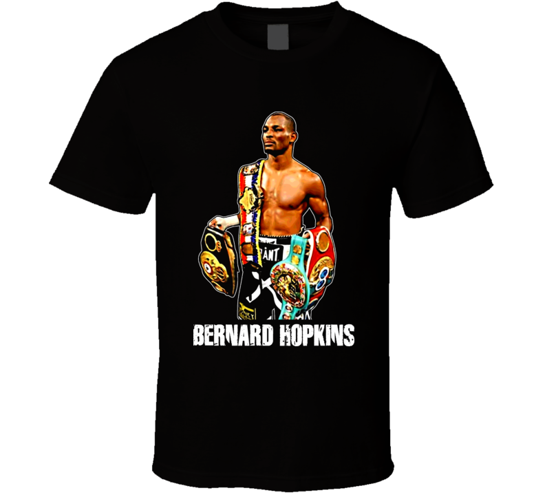 Bernard Hopkins The Executioner Champion Boxing T Shirt