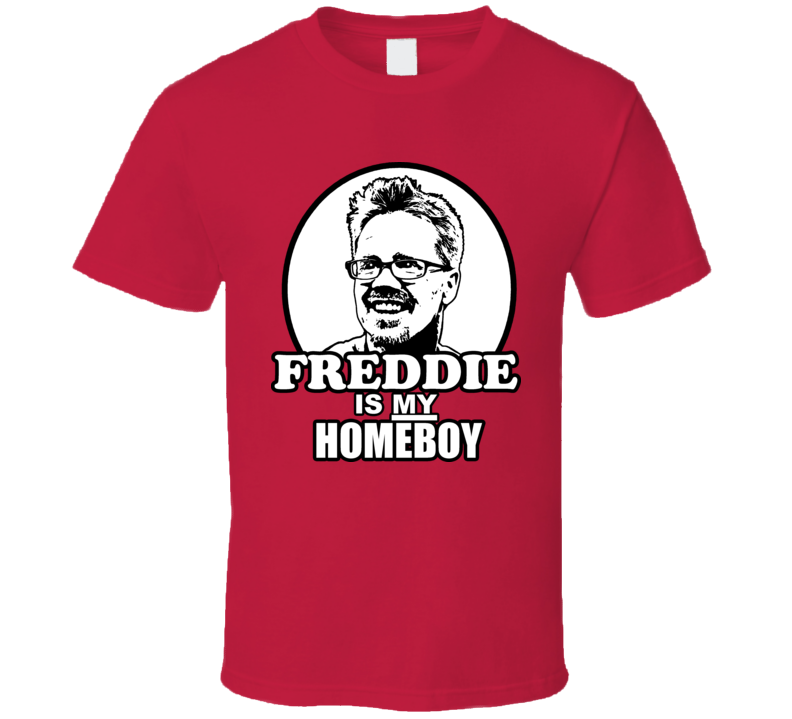 Freddie Roach Is My Homeboy Boxing Trainer Boxing T Shirt