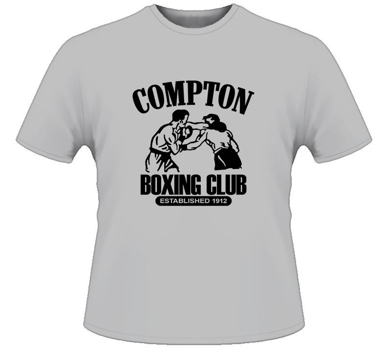 Compton Boxing Club Boxing T Shirt