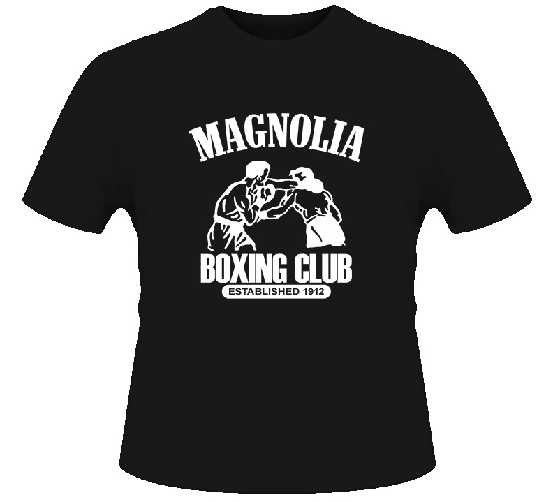 Magnolia Boxing Club Boxing T Shirt