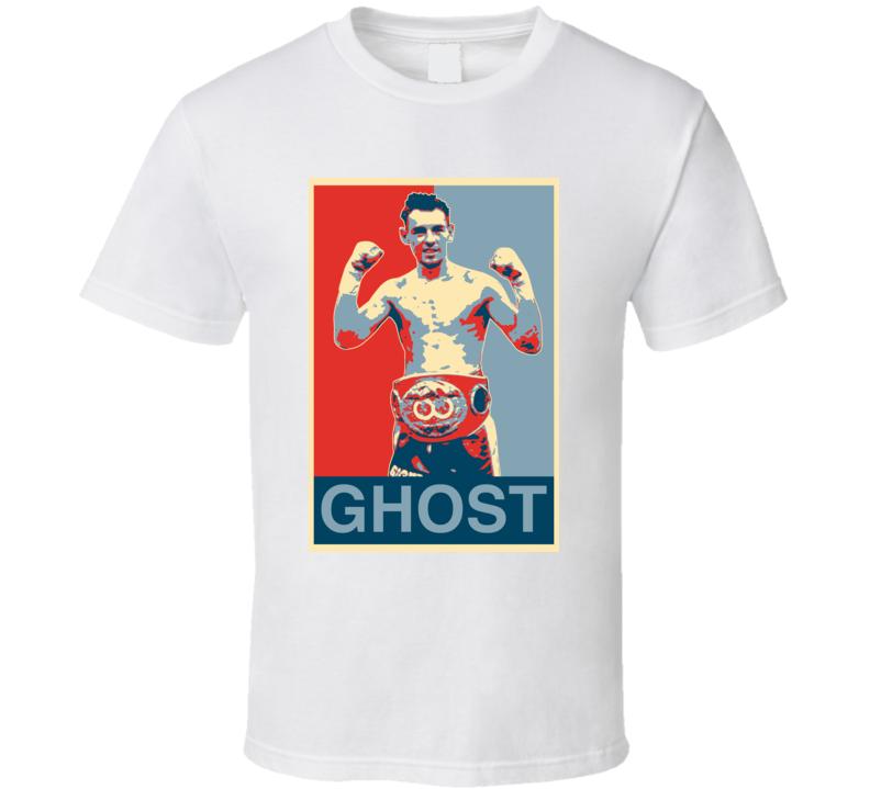 Robert Guerrero The Ghost Hope Boxing T Shirt