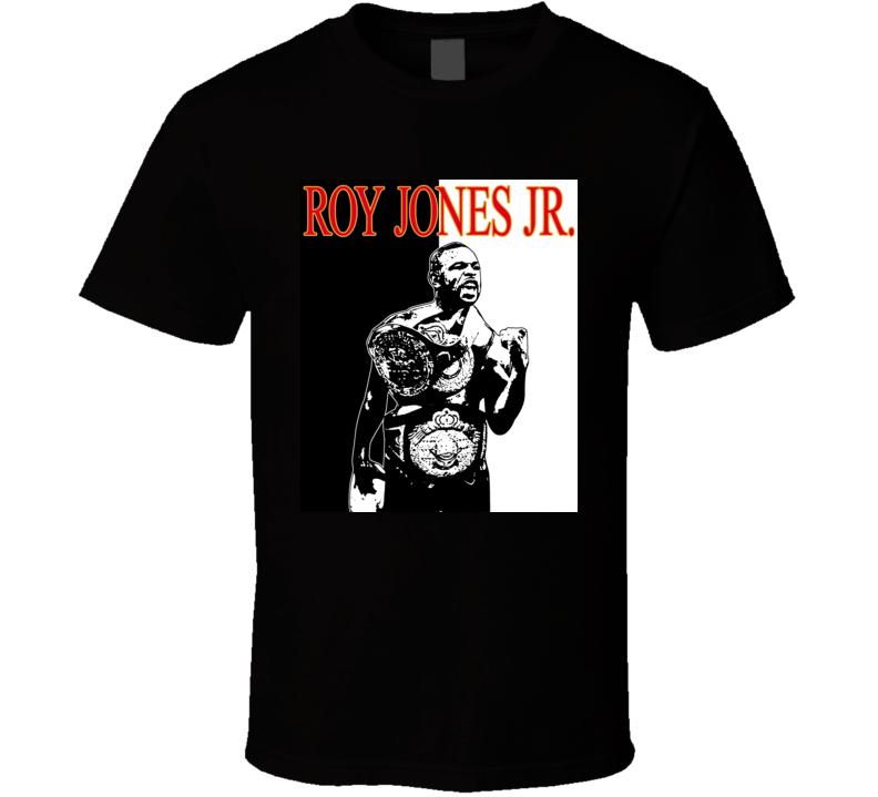 Roy Jones Jr Champion Boxing Legend Boxing T Shirt