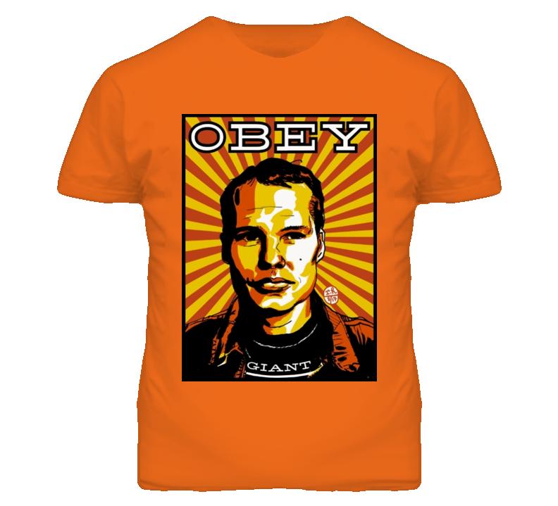 Shepard Fairey OBEY T Shirt