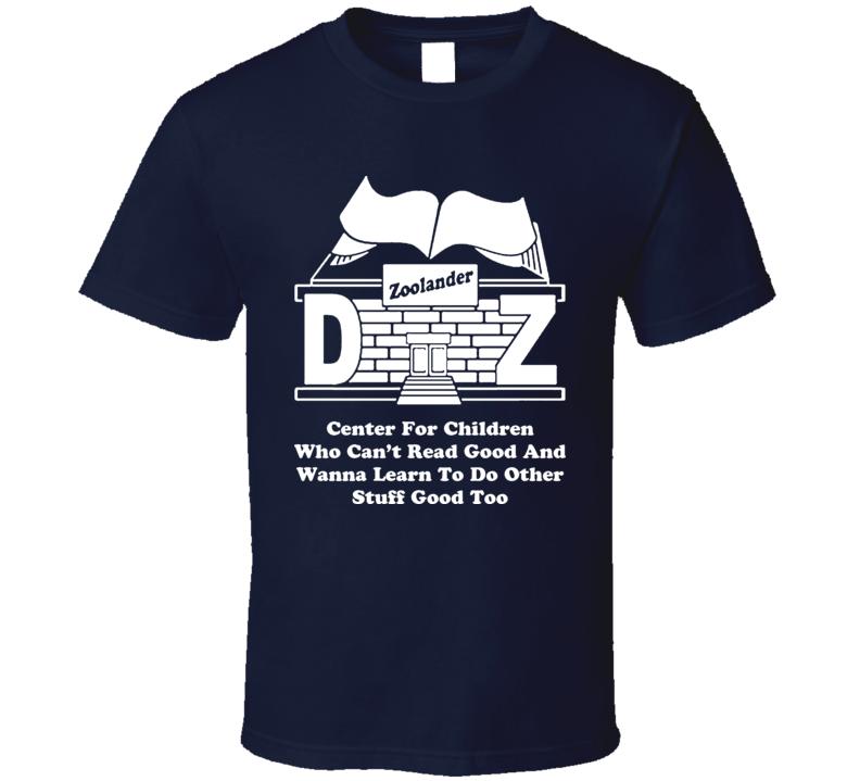 Derek Zoolander T Shirt