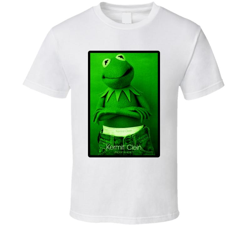 Kermit Clien Model Funny T Shirt