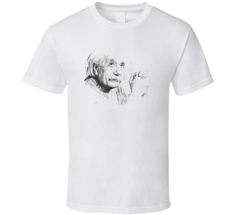 Einstein Physicist T-shirt