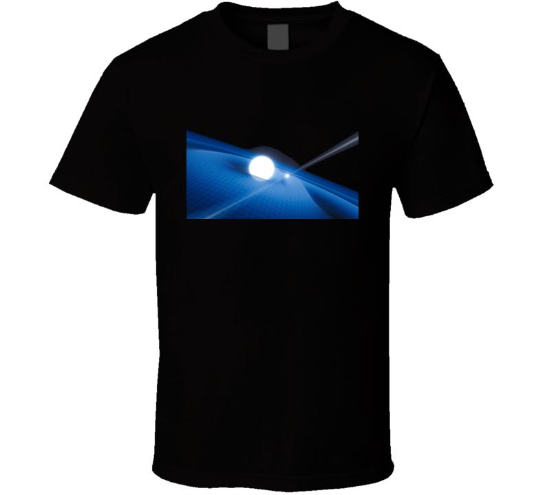 Gravity General Relativity T-shirt