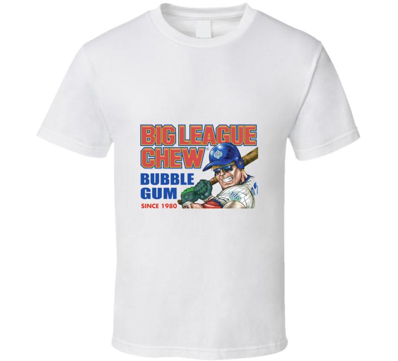 Big League Chew T Shirt