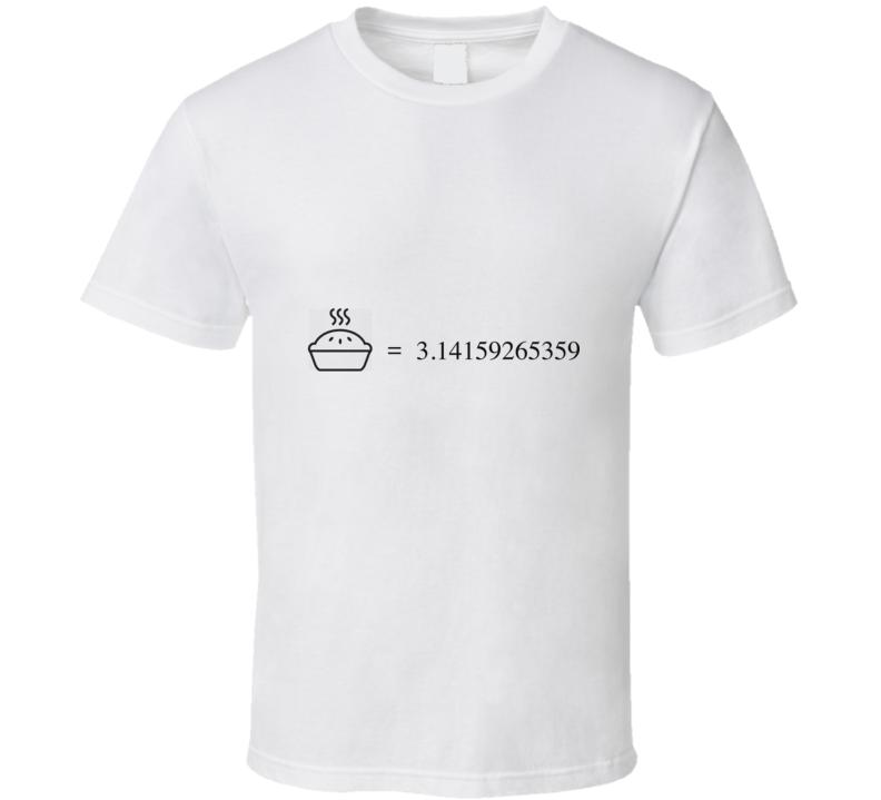 PI = T Shirt