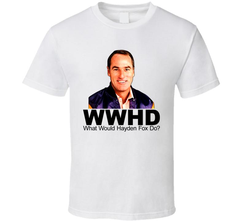 Hayden Fox Coach T Shirt