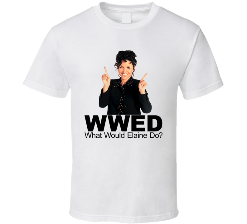 Elaine Benes Seinfeld T Shirt