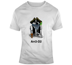 Arr2-d2 Pirate Droid