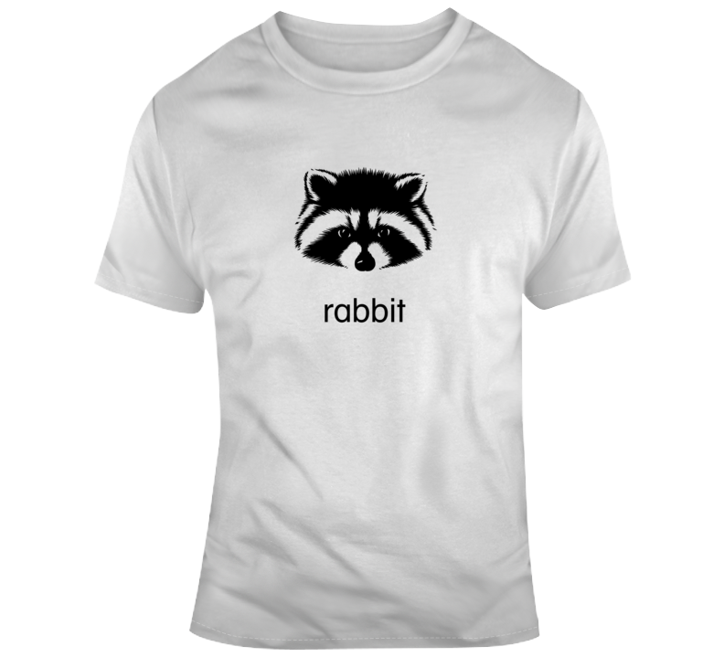 Rabbit - For Fans Of The Avengers And Guardian Of The Galaxy t-shirt