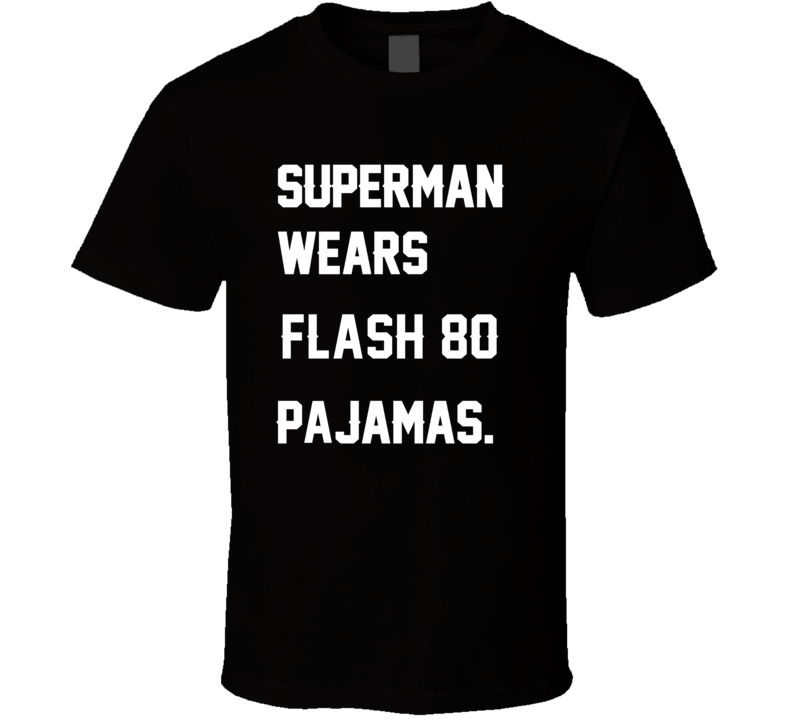 Wears Flash 80 Jerry Rice Pajamas Football Player Nickname T Shirt