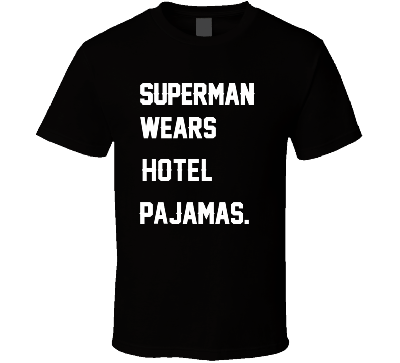 Wears Hotel Flozell Adams Pajamas Football Player Nickname T Shirt