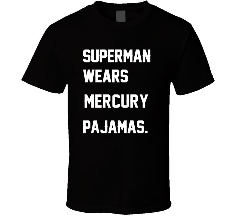 Wears Mercury Eugene Morris Pajamas Football Player Nickname T Shirt