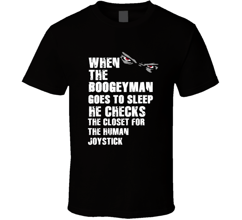 Boogeyman Human Joystick Dante Hall Sports Football Player Nickname T Shirt