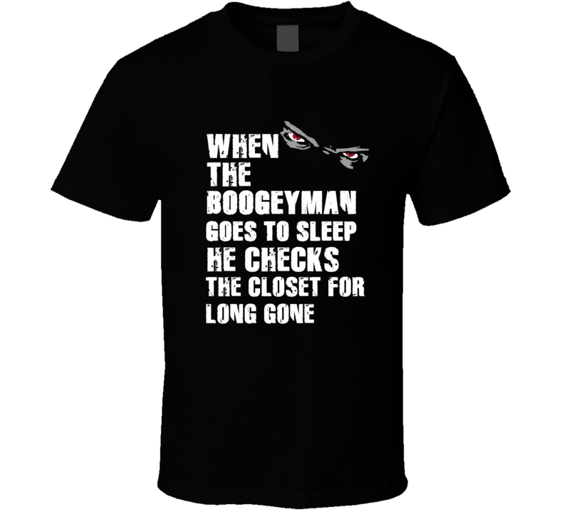 Boogeyman Long Gone L.G. Dupre Sports Football Player Nickname T Shirt