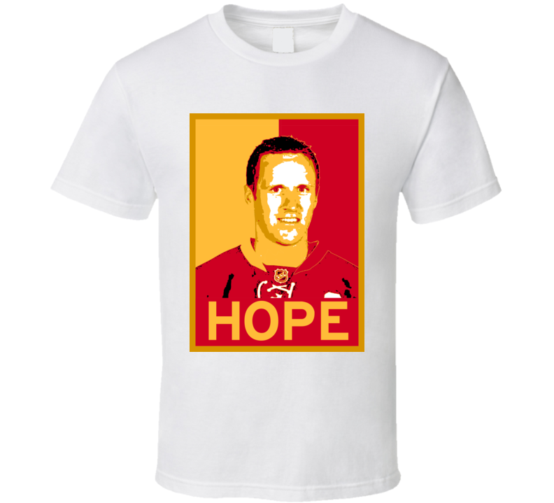 Dion Phaneuf Ottawa Trade Ottawa Hope Hockey Fan T Shirt