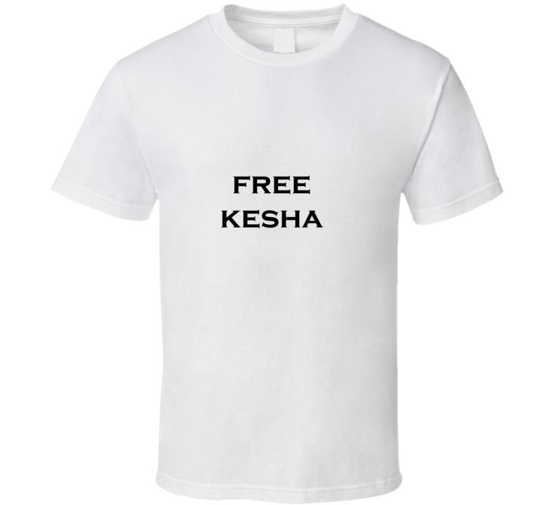 Free Kesha T Shirt