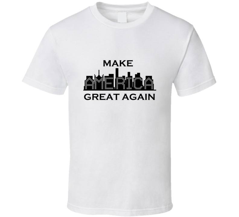 Donald Trump Inspired Make America Great Again Tshirt