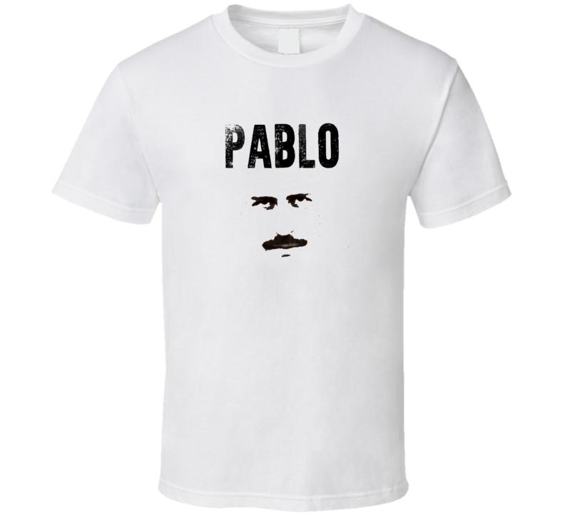 Pablo Escobar Narcos Inspired Tshirt