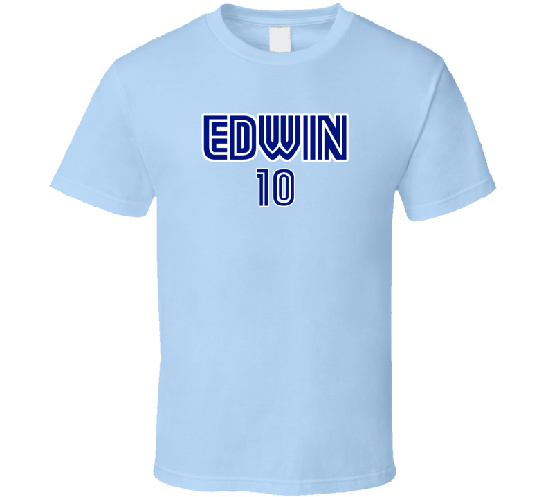 Edwin Encarnacion Inspired Toronto Baseball Tshirt