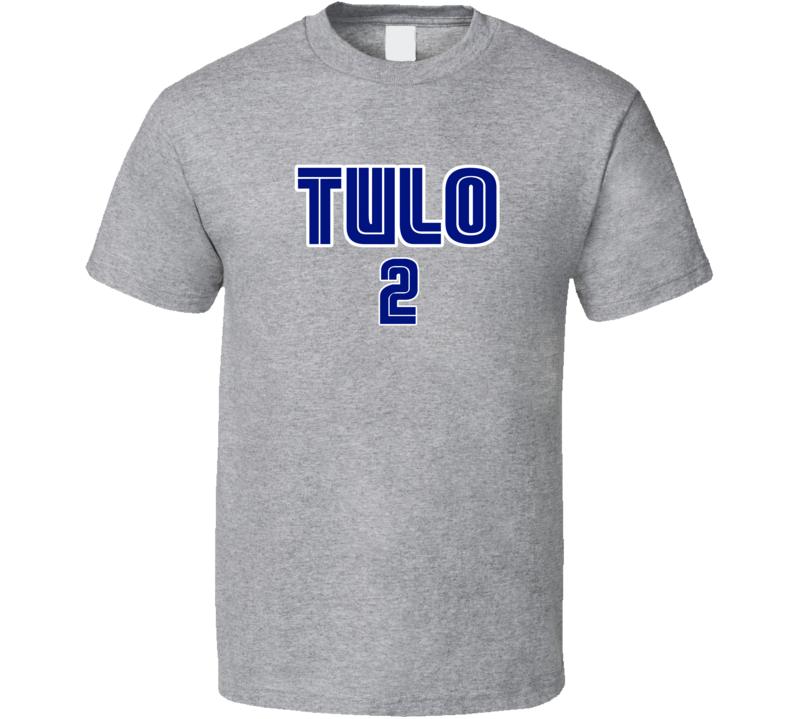 Troy Tulowitzki Inspired Toronto Baseball Tshirt