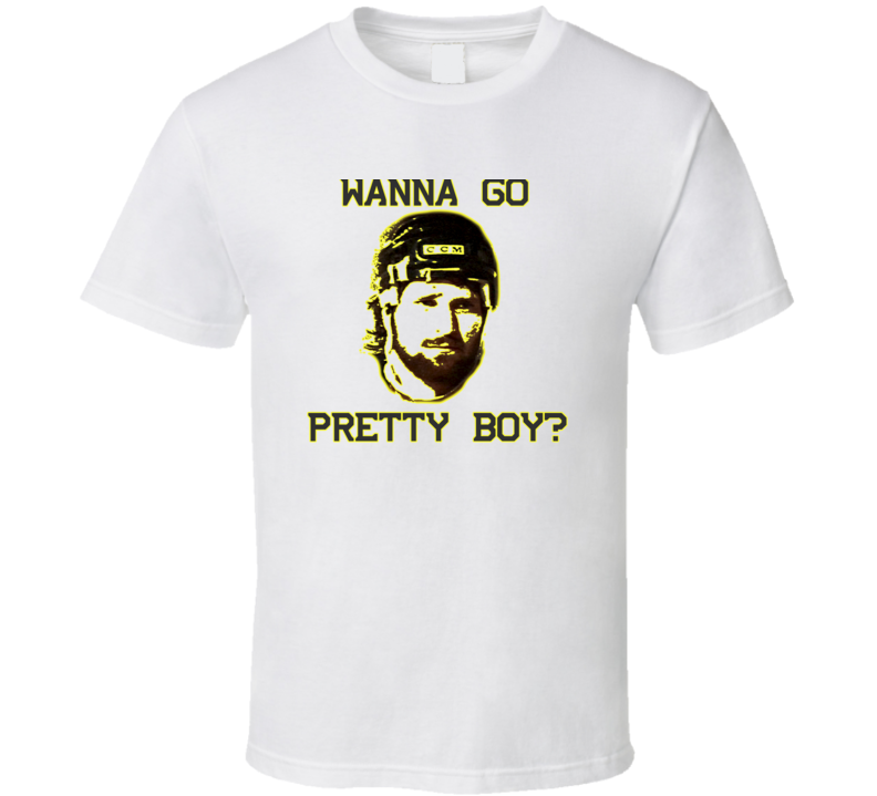 Youngblood Racki Wanna Go Pretty Boy Tshirt