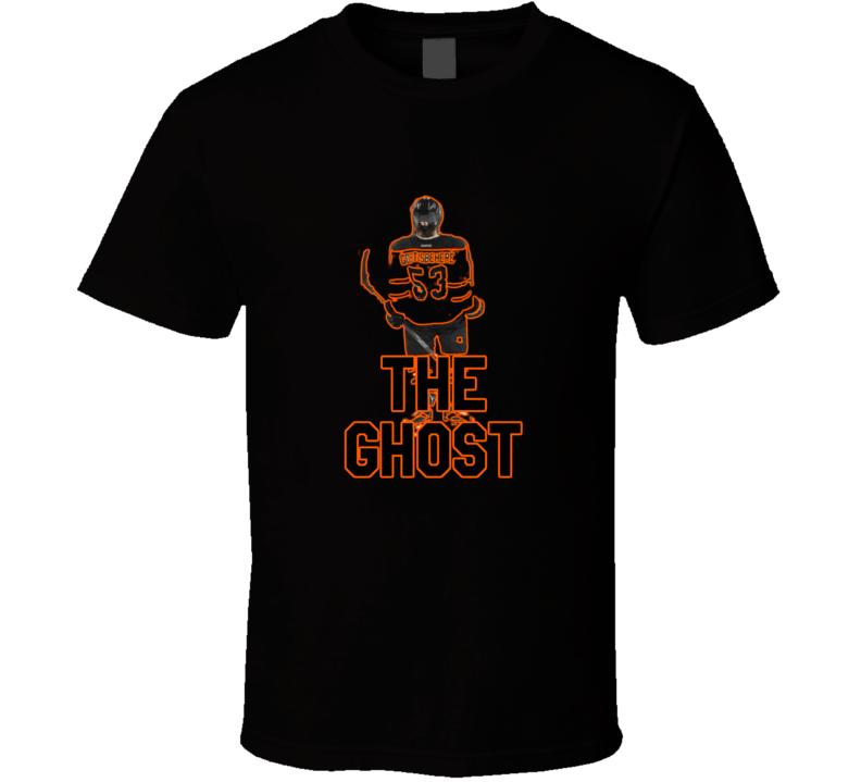 Shayne Gostisbehere Fan Philadelphia Hockey The Ghost Tshirt