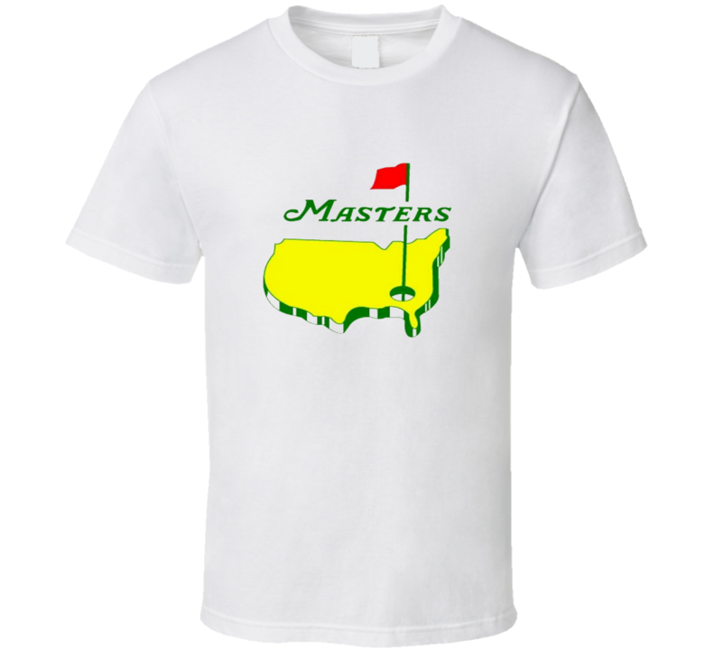 Masters Golf Tournament Augusta National Fan Tshirt