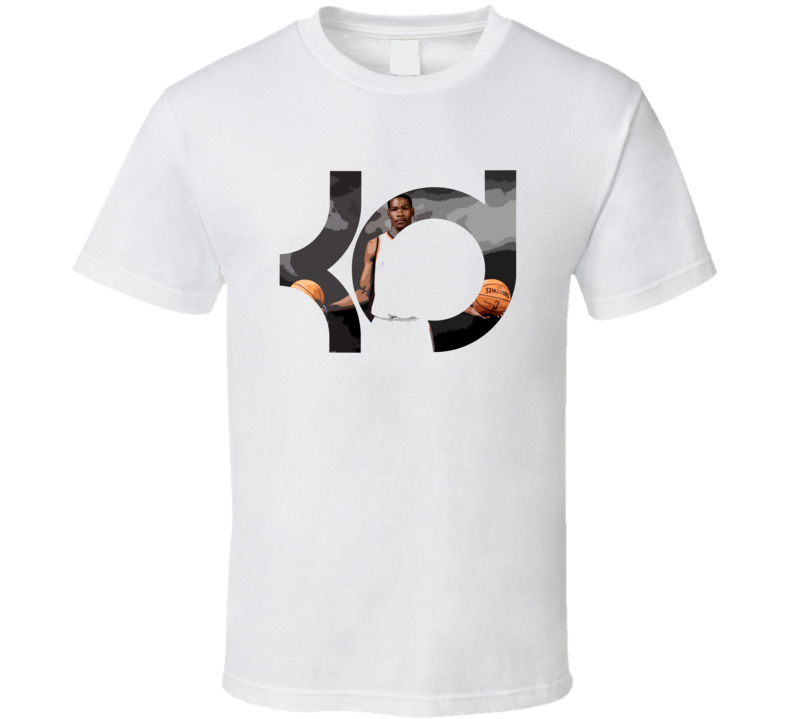 Kevin Durant Inspired KD Oklahoma City Basketball Fan Tshirt