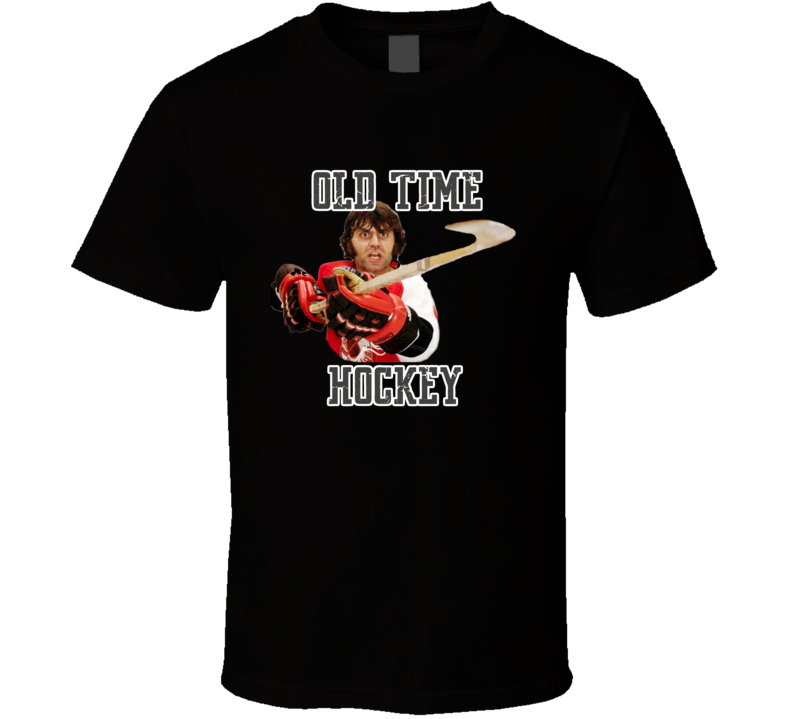 Slapshot Movie Tim Dr Hook McCracken Tshirt