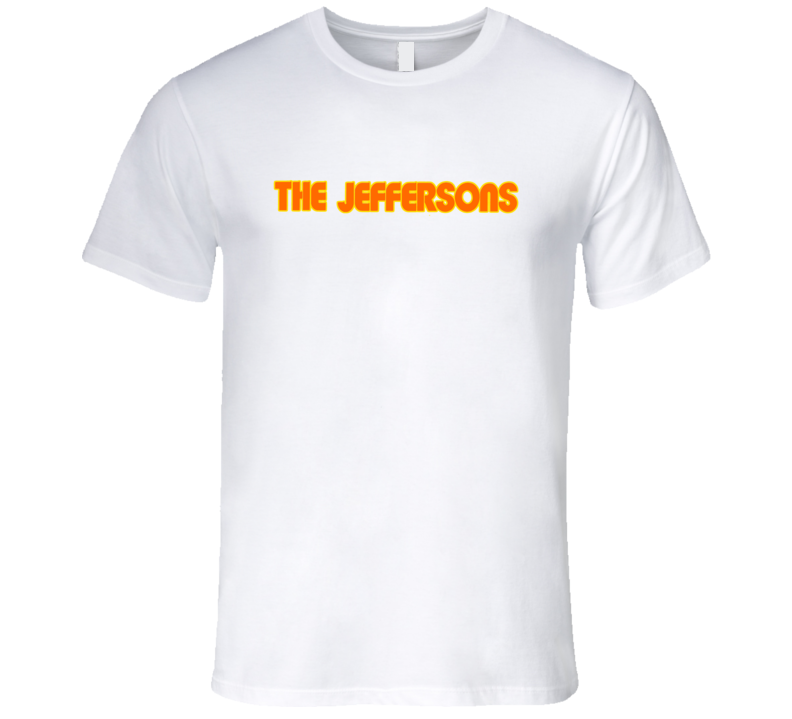 The Jefferson Classic TV Show Fan Tshirt