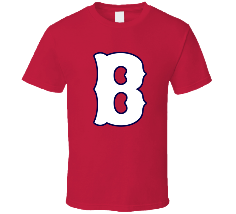Boston Baseball B Fan Tshirt