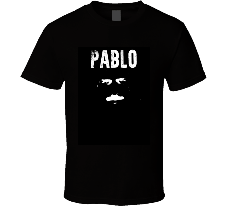 Pablo Escobar Narcos Inspired Fan Tshirt