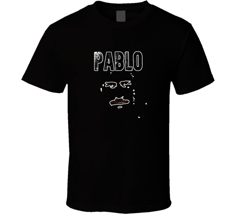 Pablo Escobar Narcos Inspired Fan Tshirt