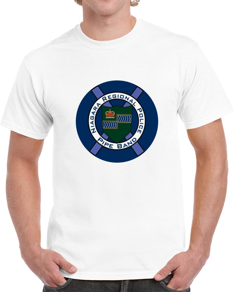 Niagara Pipe Band T Shirt