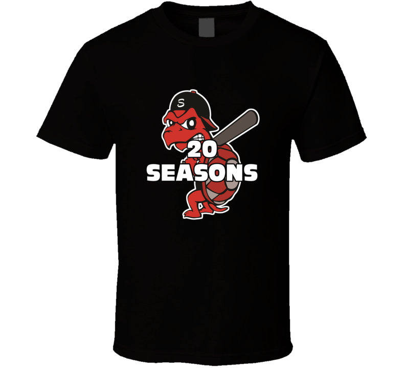 Niagara Snappers 20 Seasons Tshirt