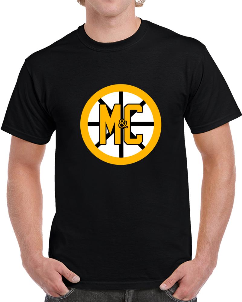 Spoked M & C Groom Classic T Shirt