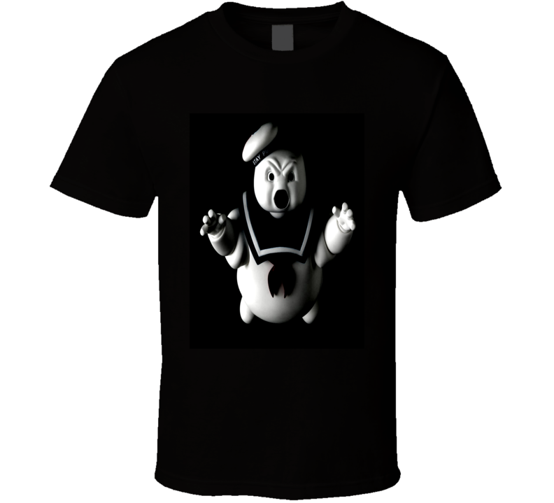 Stay Puft Marshmellow Man Halloween Tshirt