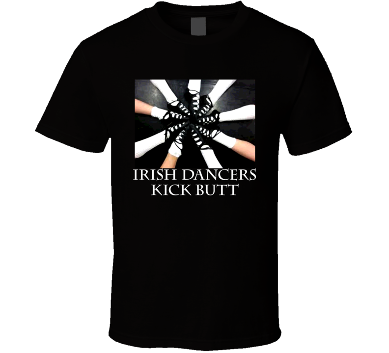 Irish Dance Feis Hard Shoes Jig T Shirt