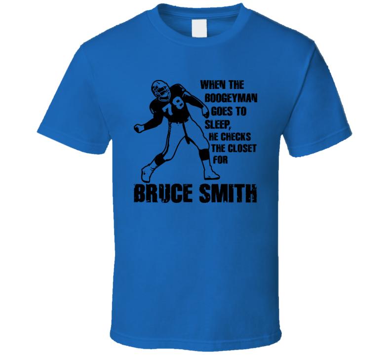 Bruce Smith Buffalo T Shirt