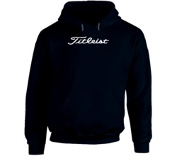 Titleist Golf Sport Athletic Worn Look Golfer Cool Hoodie
